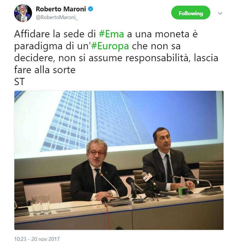 A Milano i lavori del Tavolo dell'autonomia