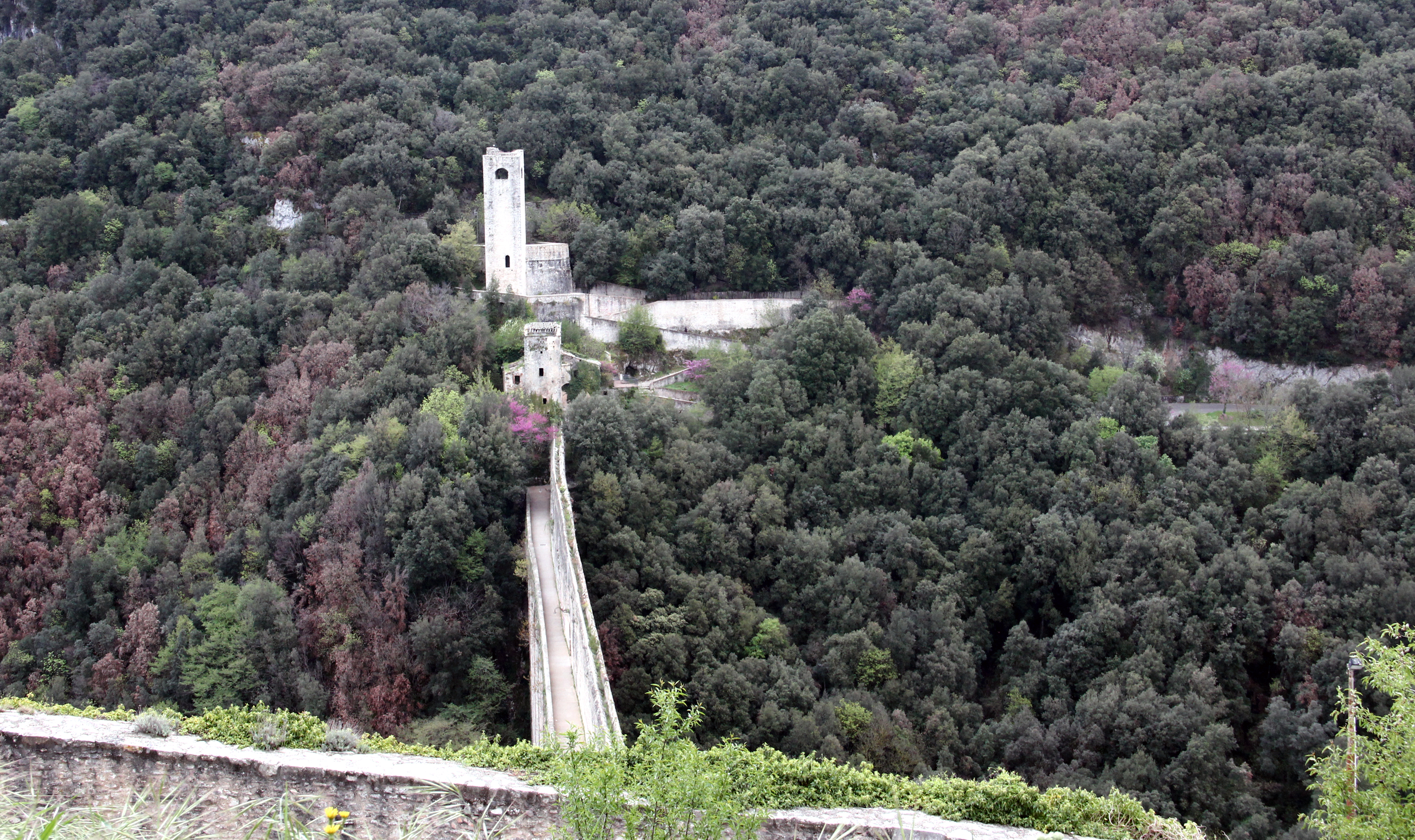 Cammino di Francesco Spoleto Umbria