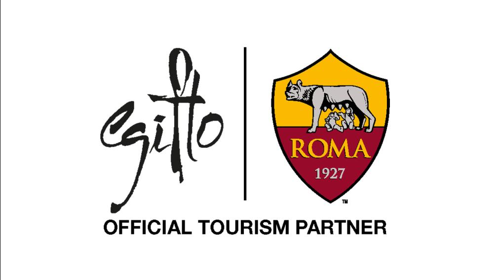 Una partnership tra l'AS Roma e l'Ente del Turismo Egiziano in Italia