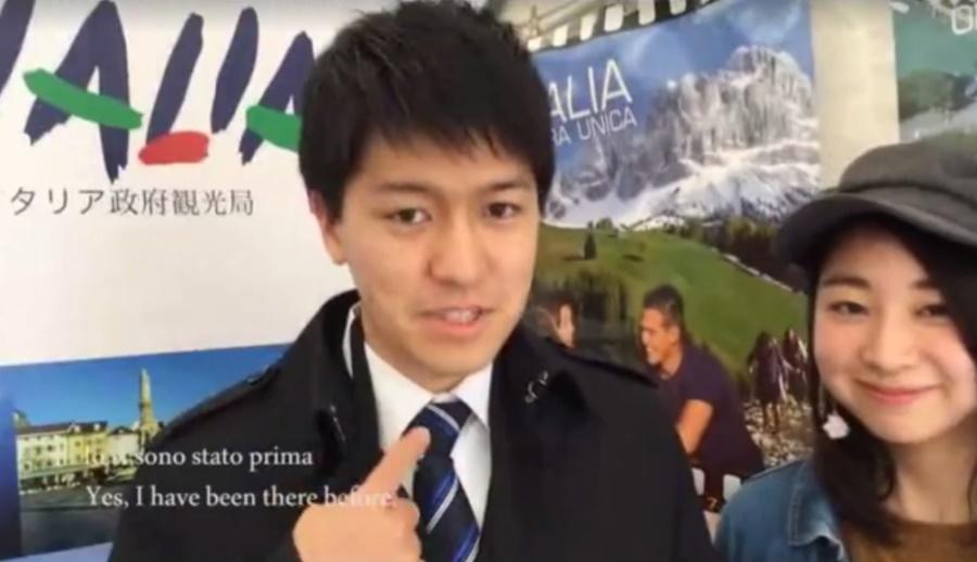 Dal Giappone all'Italia, le motivazioni dei turisti nipponici nel nostro Paese