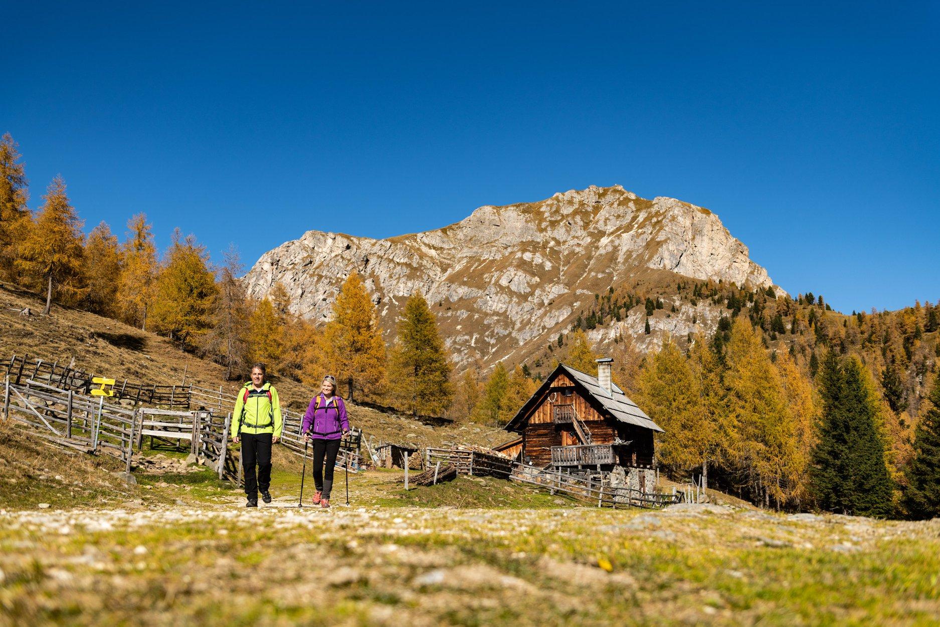 In FVG, Austria e Slovenia è iniziata la seconda fase del progetto Alpe Adria Trail