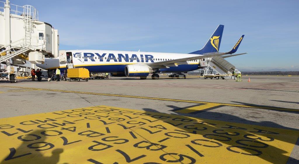 La Lombardia rafforza la collaborazione con Ryanair