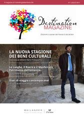 Destination Magazine #1 - Luglio Agosto 2014