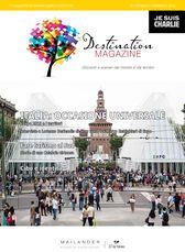 Destination Magazine #04 - Gennaio-Febbraio 2015