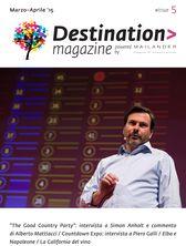 Destination Magazine #05 - Marzo-Aprile 2015