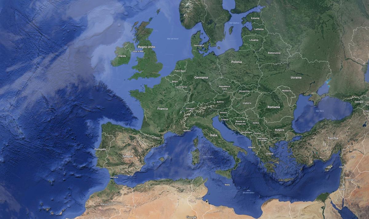 Turismo, cinque regioni italiane tra le più visitate d'Europa